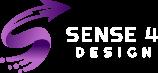 sense4design logo footer